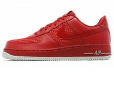 NIKE AIR FORCE 1  '07 LV8 MENS TRAINER GYM RED-SMMT-CHRM SIZE UK 13