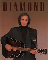 NEIL DIAMOND 1989 BEST YEARS OF OUR LIVES TOUR CONCERT PROGRAM BOOK / VG 2 NMT