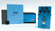 MXR M234 Analog Chorus Guitar Effects Pedal - B Stock