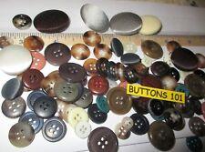 101 SURTIDO Costura & botones artesanales EU Botón Company alta calidad muchos
