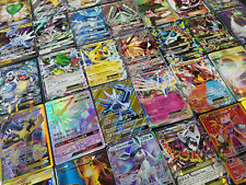 Pokemon Card Lot 100 OFFICIAL TCG Cards Ultra Rare Included - GX EX MEGA + HOLO