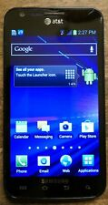 Samsung Galaxy S II SGH-I727 - 16GB - Black (ATT but UNLOCKED)