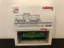"""Märklin 33729 H0 Diesellokomotive BR V 100 der """"ILMEBAHN"""",OVP"""