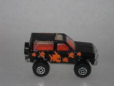 Matchbox Int'l Ford Bronco II Diecast Car
