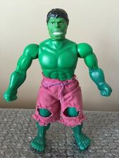 "1974 Mego WGSH 8"" Action Figure- The Hulk Original & Complete Beautiful Look"