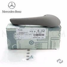 Mercedes S203 W203 C-Class Front Driver Left Gray Interior Door Pull Handle OES