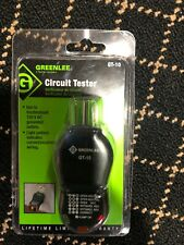 Greenlee Gt 10 Polarity Tester Cube