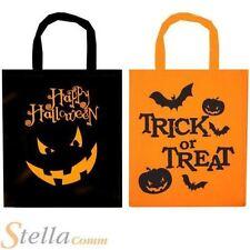 Bolsas y conos para fiestas de Halloween