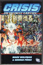Crisis on Infinite Earths tpb Marv Wolfman, George Pérez