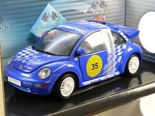 1:18 SOLIDO AUTO VW NEW BEETLE MOTORSPORT 1999 9033
