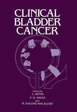 Clinical Bladder Cancer (2011, Paperback)