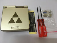 Housing Shell Case Replacement for Nintendo Gameboy Advance SP/GBA SP Gold Zelda