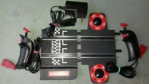 CARRERA GO!!!  VERY LATEST MAINS POWER TRACK PSU 2 CONTROLLERS + LAP COUNTER