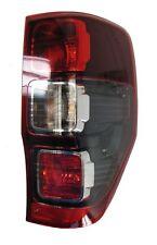Red/Black Rear tail back Light Ford Ranger Wildtrak lamp O/S 2012 right RH TDCi