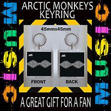 ARCTIC MONKEYS AM - 45X45mm KEYRING - KEY CHAIN  -CD COVER KEY RING - GREAT GIFT