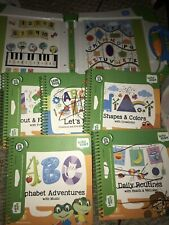 Leap Frog LeapStart Learning Pad With Books Bundle