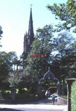 PHOTO  1973 MONTROSE OLD PARISH KIRK THE DETACHED STEEPLE OF MONTROSE'S OLD KIRK