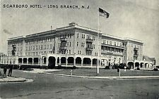 A View of the Scarboro Hotel, Long Branch NJ 1935