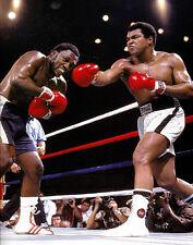 Muhammad Ali & Joe Frazier The Thrilla In Manila 11 x 14 Print  #5821