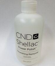 2 bottle Cnd Vinylux Shellac Power Polish Nourishing Nail Uv-Gel Remover 8 oz