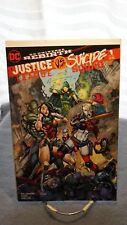 JUSTICE LEAGUE/SUICIDE SQUAD SET - HARDIN VARIANTS - ALL SIGNED BY CHAD HARDIN!