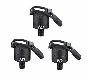 ND Tackle Rod Rest P8 Magnetic Butt Rest Fit Fishing Bank stick Rod Pod Buzz Bar