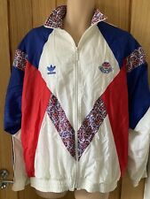 Stunning Official Great Britain Barcelona 92 Olympics Tracksuit Top