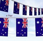 33ft OZ Australia Day Australian Flags Party Bunting SAMEDAY DESPATCH