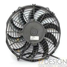 "VA11-AP7/C-57S - SPAL Radiator Fan - 10.0"" (255mm) PUSH"