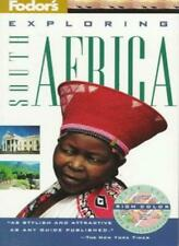 Fodor's Exploring South Africa (1st ed) By Melissa Shales, Audrey Horne, Clive