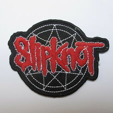 SLIPKNOT EMBROIDERED MUSIC BAND ROCK PUNK HEAVY IRON ON PATCH T-SHIRT JACKET CAP