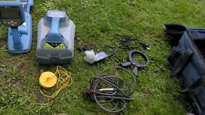 Radio Detection Pipe And Cable Locator RD8000 & TX-3 transmitter