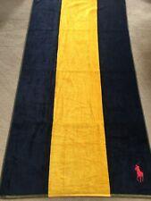 Ralph Lauren Logan Stripe Beach Towel