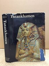 TUTANKHAMEN By Christiane Desroches-Noblecourt - 1965, archaeology, Egypt