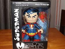 "MEZ-ITZ SUPERMAN 6"" FIGURE WITH CLOTH CAPE, NEW IN BOX, 2011"