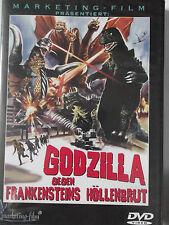 Godzilla gegen Frankensteins Höllenbrut - Trash Kult Japan, Ghidorah, Gigan