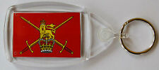 UK British Army Flag Keyring,  BF1