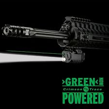 Crimson Trace CMR-204 Rail Master Pro Universal Green Laser Sight & Tac Light