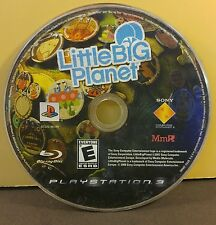 LITTLE BIG PLANET(PS3) USED AND REFURBISHED (DISC ONLY) #10922