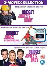 BRIDGET JONESS 1 - 3 BOXSET DVD+UV[Region 2]