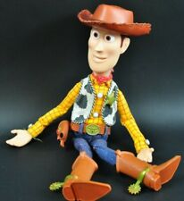 Woody aus Toy Story Figur 1. Edition Disney Figure deutsch Cowboy 2CWO