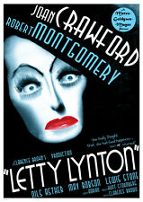 Letty Lynton - 1932 - Joan Crawford Robert Montgomery Vintage Pre-Code Film DVD