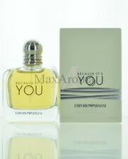 Emporio Armani Because It's You Eau De Parfum Spray 3.4/100mL Spray