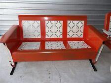 1940's Bunting Porch Glider * All Original * Rare
