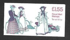 Engeland Great Britain SG FR4B Women's Costume 1880-1900