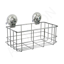 Suction Cup Shampoo Shower Gel Basket Bathroom Accessories Bath Room Ideas