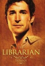 Librarian: The Collection (2017, DVD NEUF)2 DISC SET