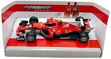 Voitures Formule 1 miniatures rouges Bburago, pour ferrari