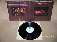 THE BYRDS Self Titled 1973 Asylum GF LP SD 5058 EXC-/EXC