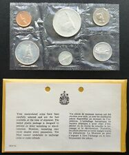 1967 Canada Silver Proof-Like Set with Envelope and COA